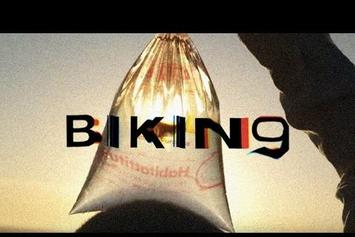 "Frank Ocean Feat. Tyler, The Creator, Jay Z ""Biking"" Video"