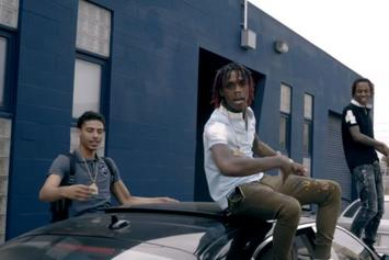 """Rich The Kid, Famous Dex & Jay Critch """"Rich Forever Intro"""" Video"""