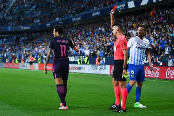 "Neymar Suspended, Will Miss ""Clasico"" Against Real Madrid"