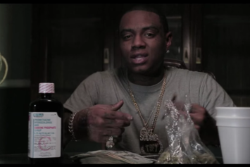 "Soulja Boy ""Flame (Intro)"" Video"