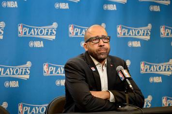 Grizzlies Coach David Fizdale Goes On Epic Rant After Loss To Spurs