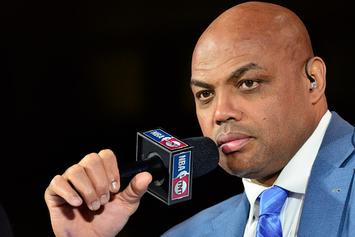 "Charles Barkley Blasts ""Nitwits"" And ""Scumbags"" Who Criticized His Isaiah Thomas Comments"
