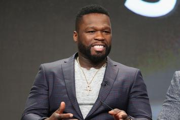 """50 Cent To Executive Produce New Original Series """"The Oath"""""""