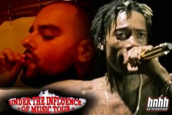 Under The Influence Of Music Tour ft. Berner, Wiz Khalifa, Asap Rocky and more. (Episode 2)