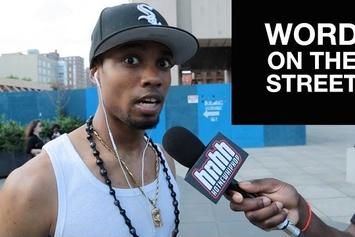 """Word On The Street: A$AP Rocky's """"A.L.L.A."""" (Harlemites React)"""