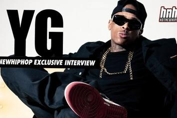"YG & Dj Mustard Interview Before ""My Krazy Life"""
