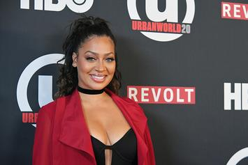 """Report: Carmelo And La La Anthony """"Absolutely"""" Getting A Divorce"""