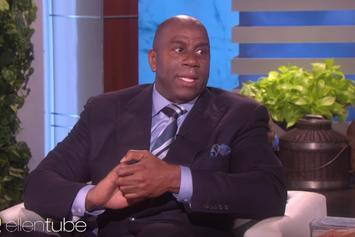 "Magic Johnson Opens Up About Turning Down Nike Stock: ""Still Haunts Me Today"""