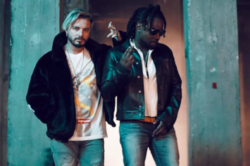 "Wale Shoots Music Video For ""Colombia Heights (Te Llamo)"" With J. Balvin"