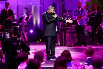 DJ Khaled & Asahd Khaled Honor Mothers For VH1 Special