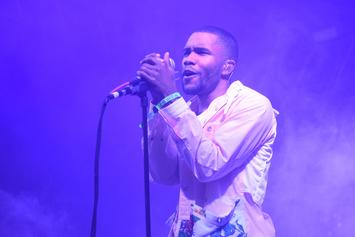 Frank Ocean's Pictures Of Met Gala Shared By Vogue
