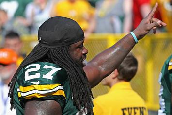 Seahawks RB Eddie Lacy Collects $55,000 Bonus For Weighing In At 253 lbs.