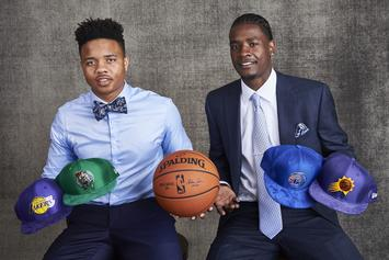 Here Are The Results For The 2017 NBA Draft Lottery