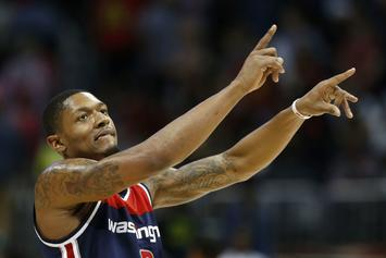 """Bradley Beal On The Cavs: """"Cleveland Didn't Want To See Us"""""""
