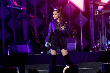 Ariana Grande Reportedly Suspends World Tour Following Bombing Incident