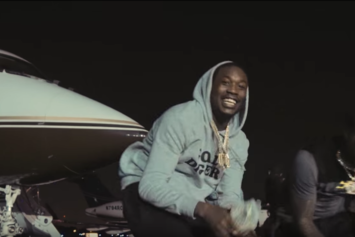 "Meek Mill ""Glow Up"" Video"