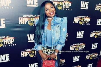 "Lil Wayne's Daughter Reginae Reportedly Feels It's ""Not Easy"" Having A Famous Dad"