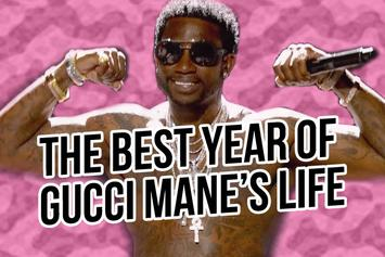 The Best Year Of Gucci Mane's Life