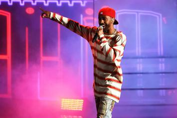 Big Sean's Foundation Donates $15k To Help Support Homeless Students