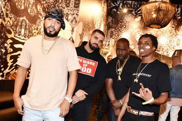 Watch French Montana Bring Drake Out In Toronto