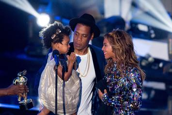 Blue Ivy Carter Shows Off Her Beyonce-Inspired Moves At Ballet Recital