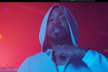 "Method Man Feat. Dave East, Max B, Reggie Millz, Hanz On ""Eviction "" Video"