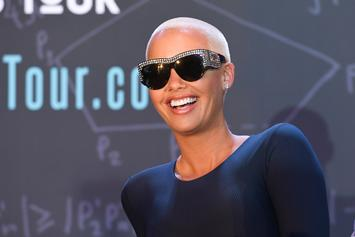 Amber Rose And Piers Morgan Battle Over NSFW SlutWalk Picture Continues