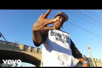 "MC Eiht ""Compton Zoo"" Video"