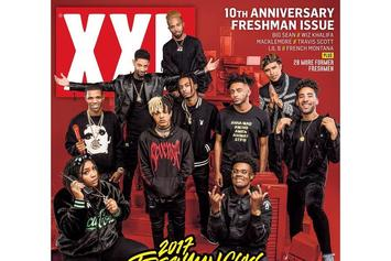 The 2017 XXL Freshman Class Has Arrived
