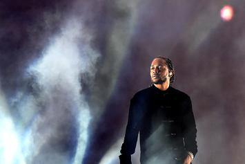 """Unreleased Version of Kendrick Lamar's """"DNA"""" From NBA Finals Surfaces"""