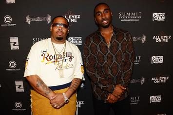 """""""All Eyez On Me"""" Opening Weekend Numbers Are Here"""