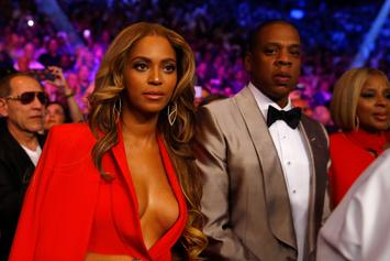 "JAY-Z & Beyoncé's Twins Were Reportedly Premature, Are ""Under The Lights"""