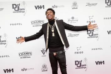Desiigner Stars In  NHL's Las Vegas Golden Knights Promo Video