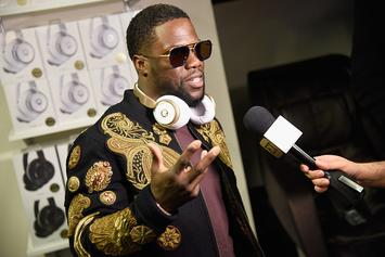 """Nike Launches Kevin Hart's New """"Hustle Hart"""" Sneakers"""
