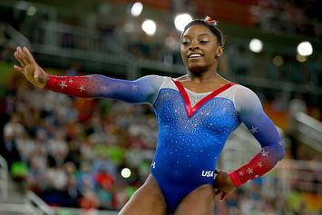 Simone Biles Effortlessly Roasts Troll On Instagram