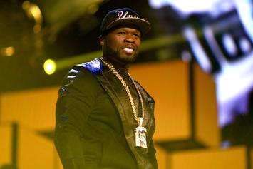50 Cent Calls Bullshit On Floyd Mayweather's Reported Tax Issues