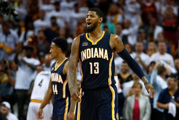 Man Posing As Adele's Manager Scammed Paul George For Free Shoes