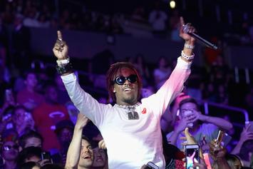 """Lil Uzi Vert Performs New Track From """"LUV Is Rage 2"""""""