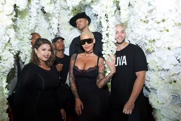 "Amber Rose Backpedals On Her ""Beauty"" In Philly Comments"