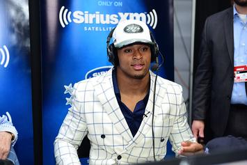 """Jets' Jamal Adams Says Football Field Is """"Perfect Place To Die"""""""