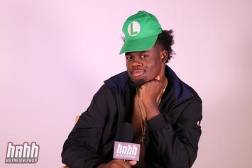 "Ugly God Talks ""The Booty Tape,"" Lil B & More On Cruz Show"