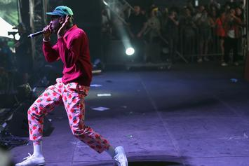 Tyler, The Creator Gets Special Elizabeth Taylor-Themed Gift