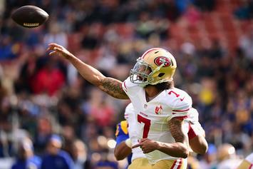 Colin Kaepernick Signing Reportedly Jeopardized By Ravens Team Owner