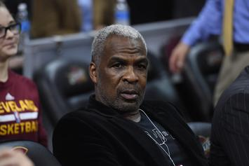 Charles Oakley Gets One-Year Ban From Madison Square Garden