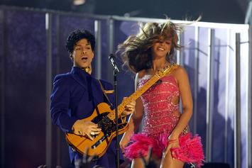 Beyoncé Wrote The Forward To The Upcoming Prince Book