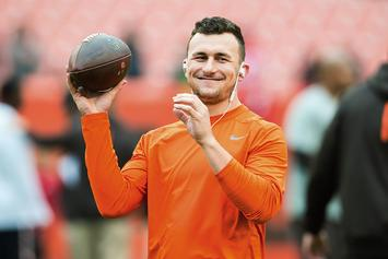 Johnny Manziel Reportedly Hopes To Coach If NFL Comeback Fails
