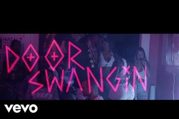 "2 Chainz ""Door Swangin'"" Video"