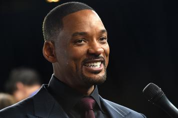 """Will Smith Joins James Corden For Apple Music's First """"Carpool Karaoke"""""""