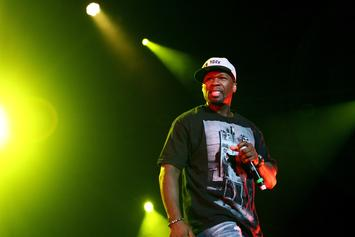 """50 Cent Gets Ready For His BET Takeover, Talks """"Getting Rid"""" Of Shows"""