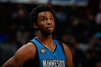 Adidas Reportedly Hesitant To Give Andrew Wiggins A Signature Shoe